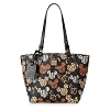 Disney Dooney & Bourke Bag - Mickey Animal Print - Large Tote