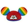 Disney Ear Hat - Love Rainbow Mickey Hands