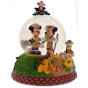 Disney Snowglobe - Shanghai Disney - Mickey and Friends Adventure Isle