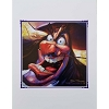 Disney Artist Print - Greg McCullough - Hook Portrait