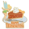 Disney Thanksgiving Pin - Tinker Bell Happy Thanksgiving