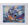 Disney Artist Print - Greg McCullough - Surfin' Alien