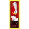 Disney Artist Print - Donald Stay Outta My Kitchen by Tim Rogerson