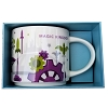 Disney Coffee Cup Mug - Starbucks You Are Here - Magic Kingdom 3rd