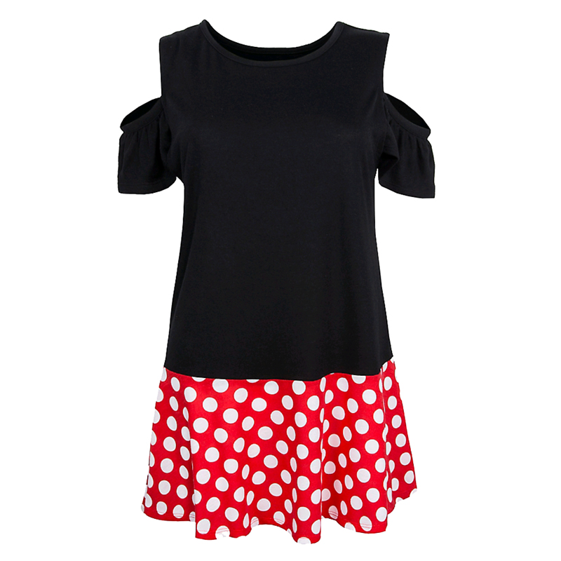 Disney Women's Shirt - Minnie Mouse Costume