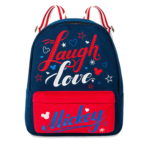 Disney Backpack - Mickey Mouse Americana