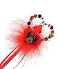 Disney Keepsake Pen - Minnie Mouse - Red Feather