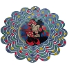 Disney EyCatcher Spinner - Flower and Garden Festival 12'' - Minnie Mouse Portrait