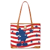 Disney Tote Bag - Mickey Mouse Americana by Dooney and Bourke