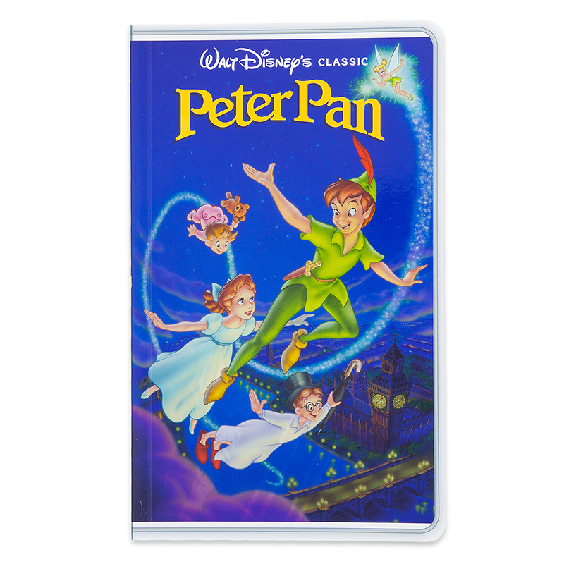 Disney Journal - Peter Pan ''VHS Case''