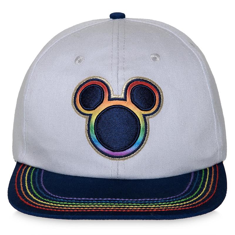 baa9cd01383f5 Disney Baseball Cap - Rainbow Mickey Collection
