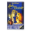 Disney Journal - Lady and the Tramp ''VHS Case''