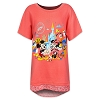 Disney Girl's Shirt - Passport Collection - Mickey and Friends