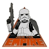 Disney Star Wars Pin - Stormtrooper - Join the Empire - JUMBO