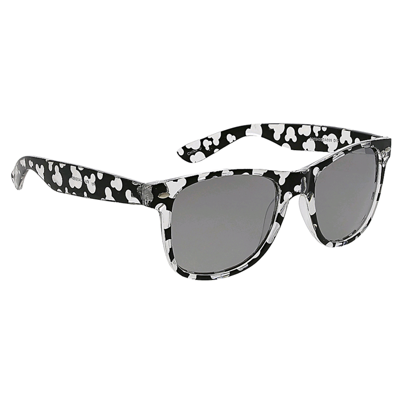 33b6ecf681c85 Disney Sunglasses - Mickey Icon - Wayfarer Sunglasses - Black   Clear. Tap  to expand