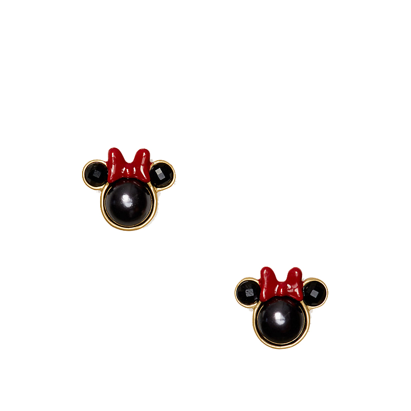 Disney Earrings - Minnie Mouse by Kate Spade