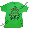 Universal Adult Shirt - Grinch - Get in Touch with your Inner Grinch Tee