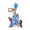 Disney Dangle Charm - Charmed In The Park - 2018 Logo