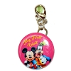 Disney Dangle Charm - Charmed In The Park - My First Visit Button