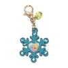 Disney Dangle Charm - Charmed In The Park - Elsa Icon