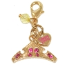 Disney Dangle Charm - Charmed In The Park - Sleeping Beauty Crown