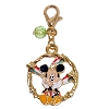 Disney Dangle Charm - Charmed In The Park - Mickey Mouse Circle