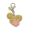 Disney Dangle Charm - Charmed In The Park - Tinker Bell Head Icon