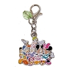 Disney Dangle Charm - Charmed In The Park - Fab Five Vacation