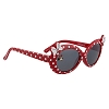 Disney Youth Sunglasses - Minnie Bow - White