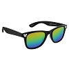 Disney Sunglasses - Mickey Icon - Wayfarer Sunglasses - Black