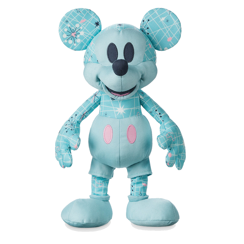 Disney Plush - Mickey Mouse Memories - Space Age