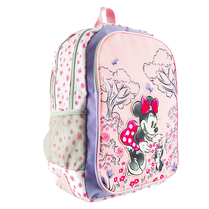 Disney Backpack - Minnie Mouse and Figaro - Reversible