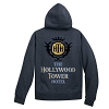 Disney Women's Hoodie - Hollywood Tower Hotel Fleece Hoodie