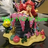 Disney Medium Figure - Ariel and Flounder Under the Sea