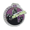 Disney Pin - Mickey Mouse and Goofy Tower of Terror