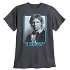 Disney Adult Shirt - Star Wars Han Solo - I Know