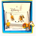 Disney Necklace and Earrings - Pixar - Slinky Dog