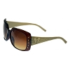Disney Arribas Sunglasses - Mickey Icon - Brown and Gold
