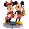 Disney Figure - EPCOT World Showcase - Mickey and Minnie