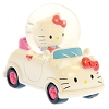 Universal Snow Globe - Hello Kitty Car