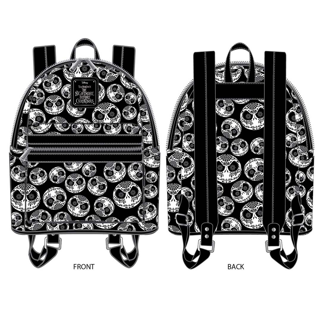 3d8d216ad5e Add to My Lists. Disney Mini Backpack - Loungefly x Nightmare ...