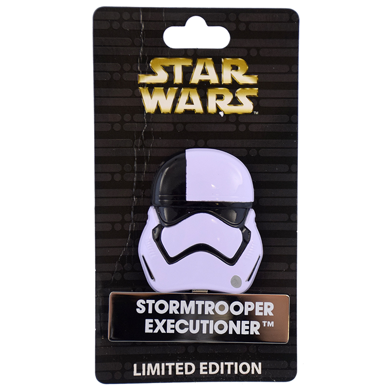Disney Star Wars Helmets Series Pin - #12 STORMTROOPER EXECUTIONER