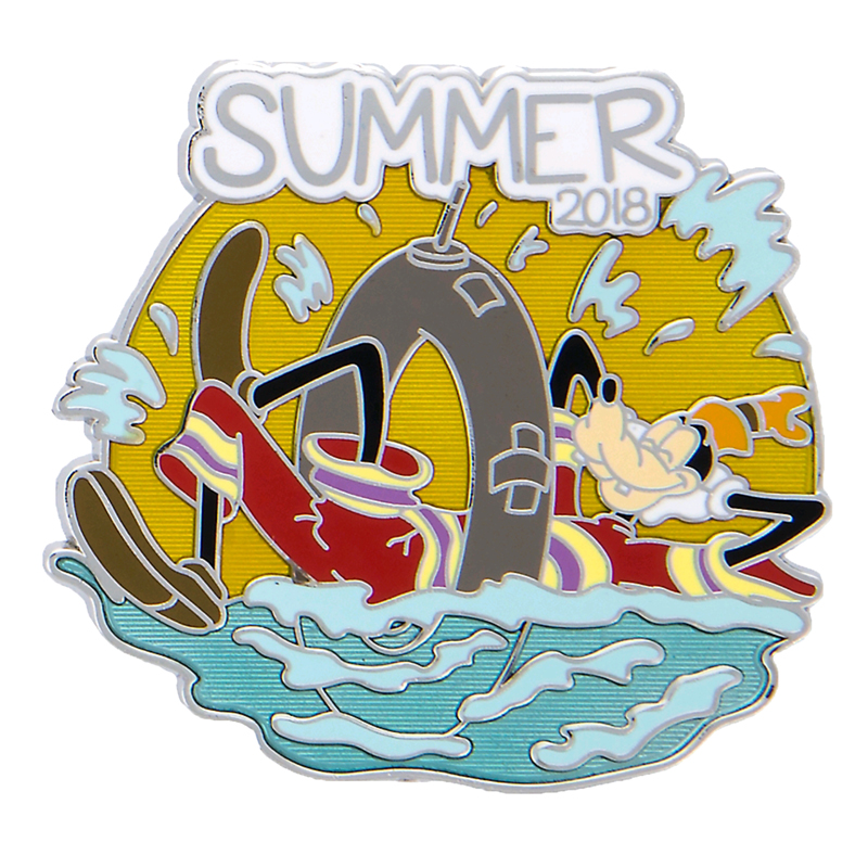 Disney Summer Pin - Summer 2018 Goofy