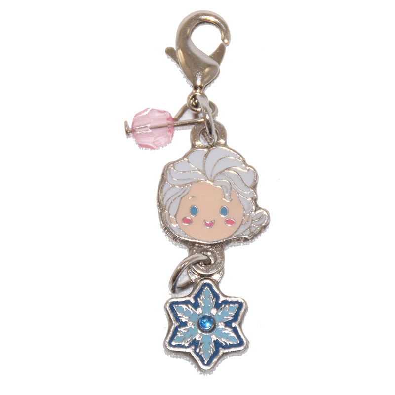 Disney Dangle Charm - Charmed In The Park  -  Cuties - Elsa