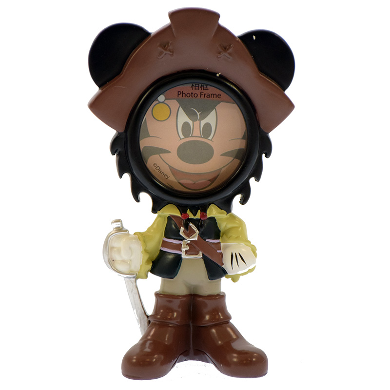 Your WDW Store - Disney Picture Frame - Pirate Mickey Mouse - 2 ...