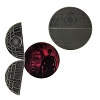 Disney Star Wars Pin - Rogue One Death Star Jumbo Pin