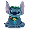 Disney Plush - Tropical Hawaiian Stitch with Lei
