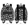 Disney Mini Backpack - Loungefly x Nightmare  Jack Sugar Skulls