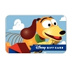 Disney Collectible Gift Card - Slinky Dog