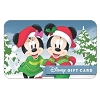 Disney Collectible Gift Card - Tis the Season